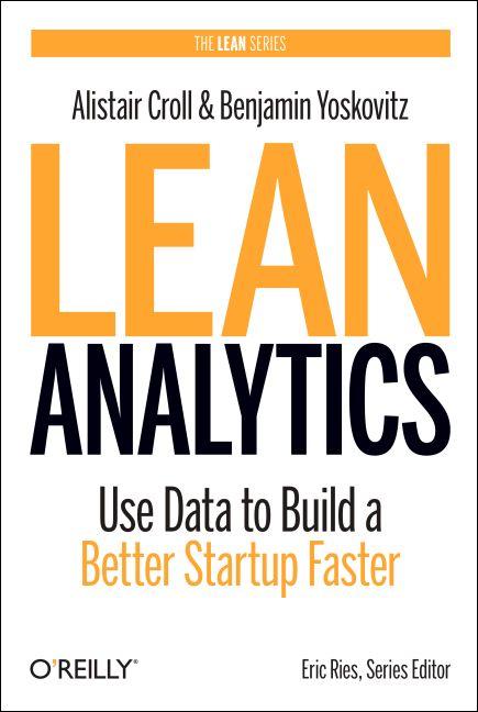 Книга Lean Analytics