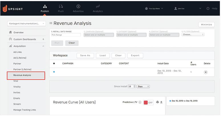 система аналитики Kontagent. инструмент финансовой аналитики