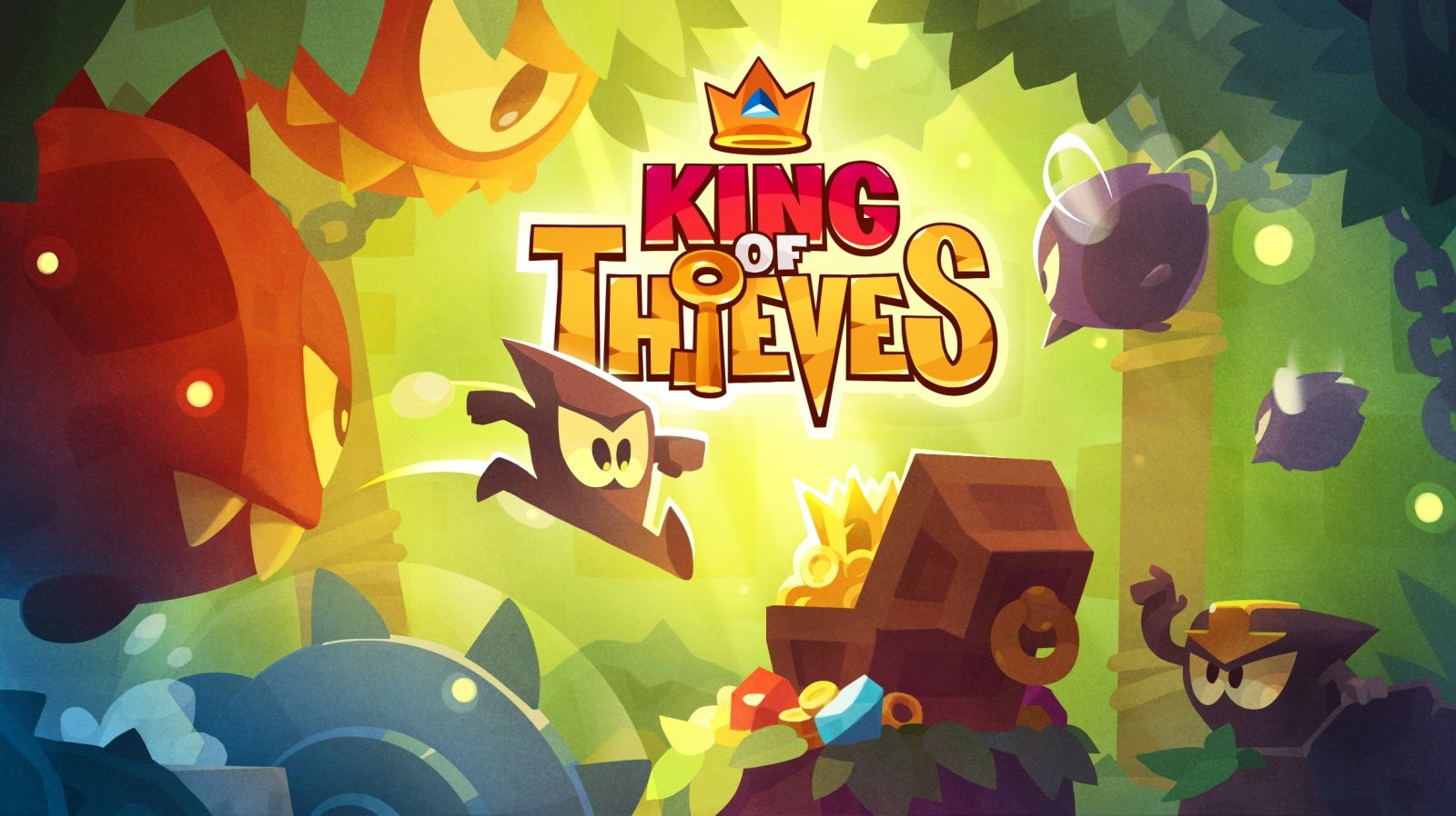 продакт менеджер King of Thieves